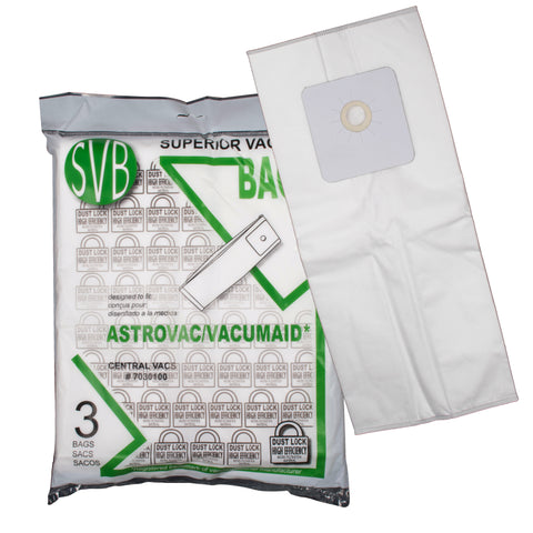 BA7030100 Vacumaid Astrovac Dustlock Bag