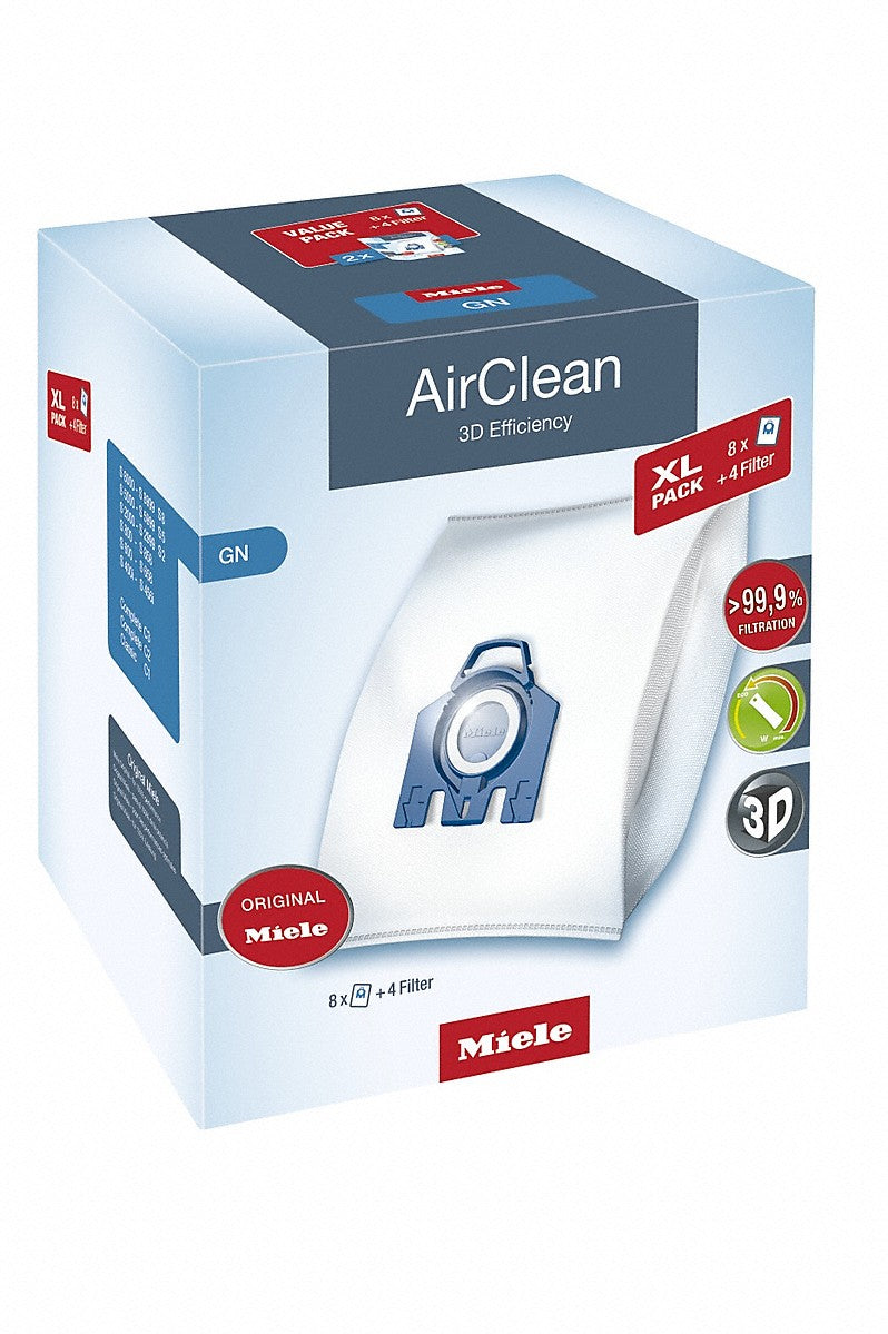 Miele AirClean 3D Efficiency GN XL-Pack dustbags