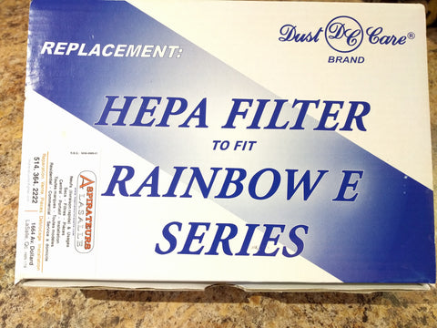 HEPA Exhaust Filter for Rainbow Vacuum E Series R7292