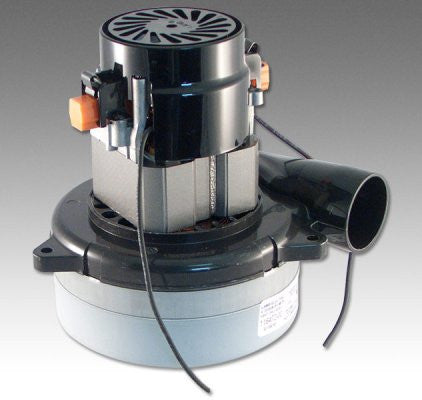Ametek - Lamb - central vacuum - blower - 2 stage motor - 120 - volts. 116472-13 - replaces - 116472-00.