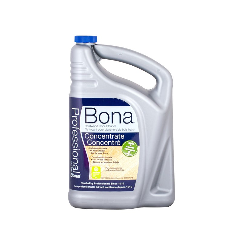 Bona Pro Series Hardwood Floor Cleaner Concentrate, 1 Gallon Refill - MLvac.com