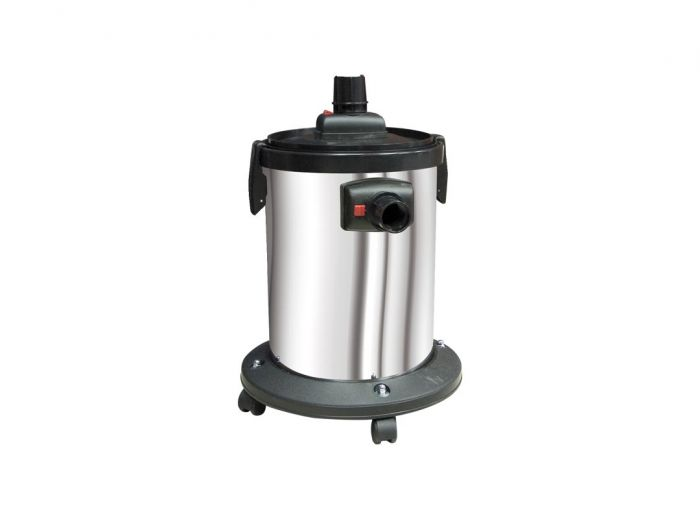 Cyclovac Wet and dry interceptor bin, stainless steel [TDRECSS2] - MLvac.com