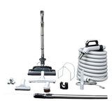 Central Vacuum Accessory Kit with PN33 Nozzle - MLvac.com