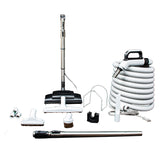 Central Vacuum Accessory Kit with Wessel EBK341 Nozzle - MLvac.com