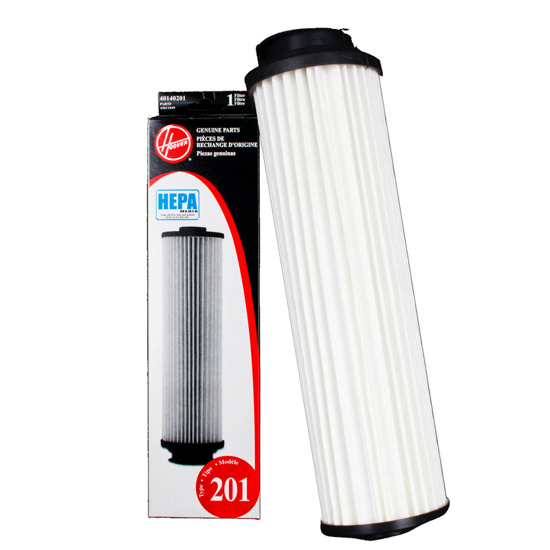 Hoover OEM HEPA Cylinder Cartridge Dust Cup Filter - MLvac.com