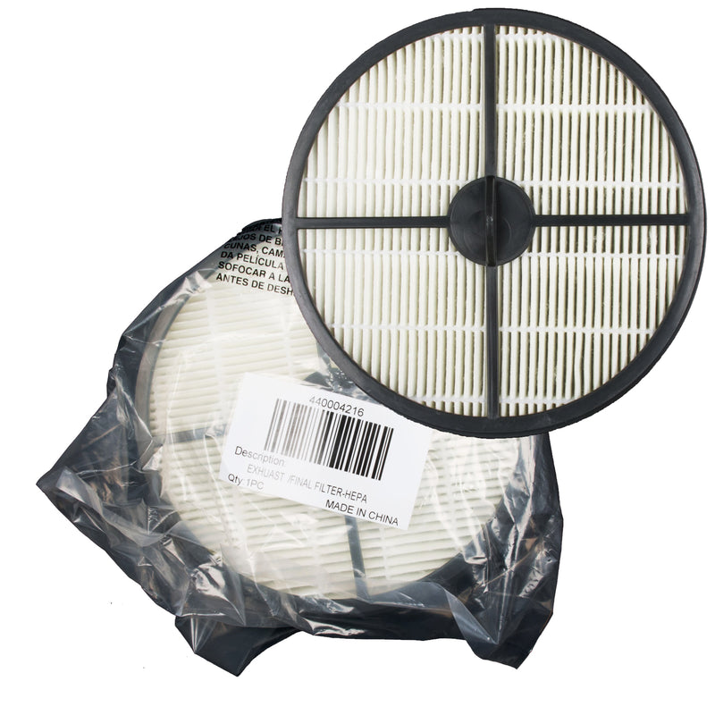 Hoover OEM HEPA Exhaust Filter for Air Pro - MLvac.com