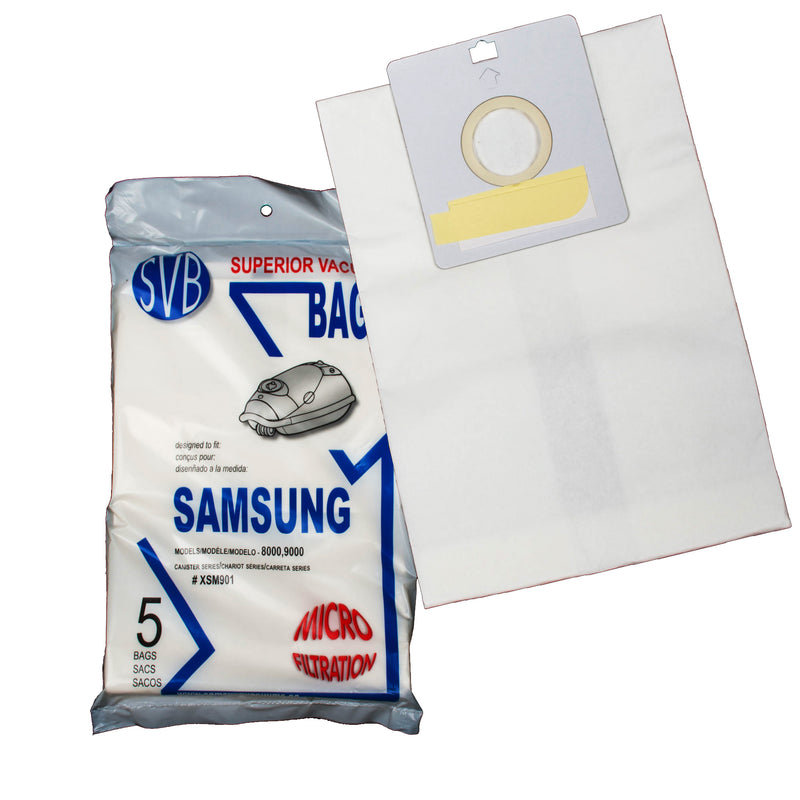Samsung / Bissell Paper Bags - MLvac.com