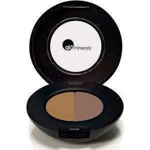 GloMinerals Brow Powder Duo Taupe
