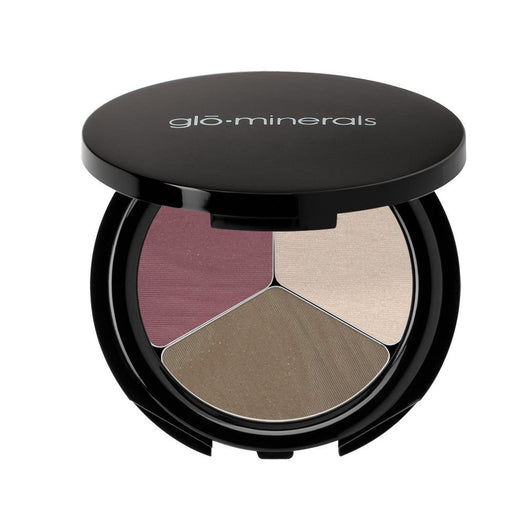 GloMinerals Eye Shadow Trio Mulberry