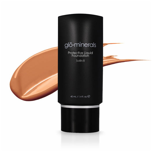 GloMinerals Liquid Foundation Satin II Beige Medium