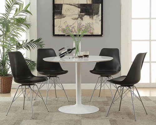 105261 ROUND DINING TABLE