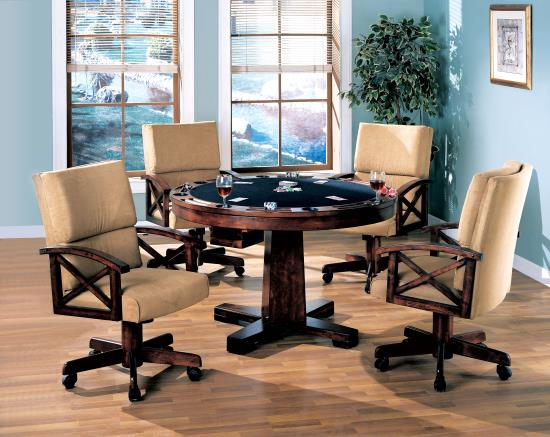 100171-S5 5PC SET (TBL+4CHAIR)