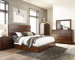 204470KE E KING BED