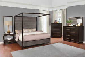 215710KE-S5 5PC E KING BED SET
