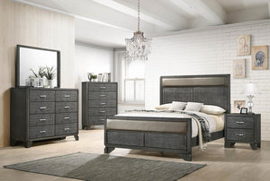 215901KW C KING BED