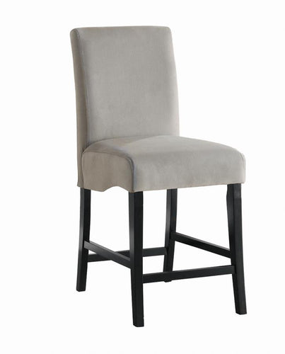 102069GRY COUNTER HT CHAIR