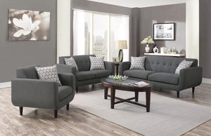 505201-S2 2PC (SOFA + LOVE)