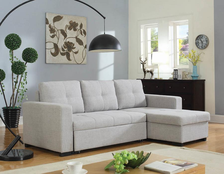 503926 2PC SLEEPER SECTIONAL