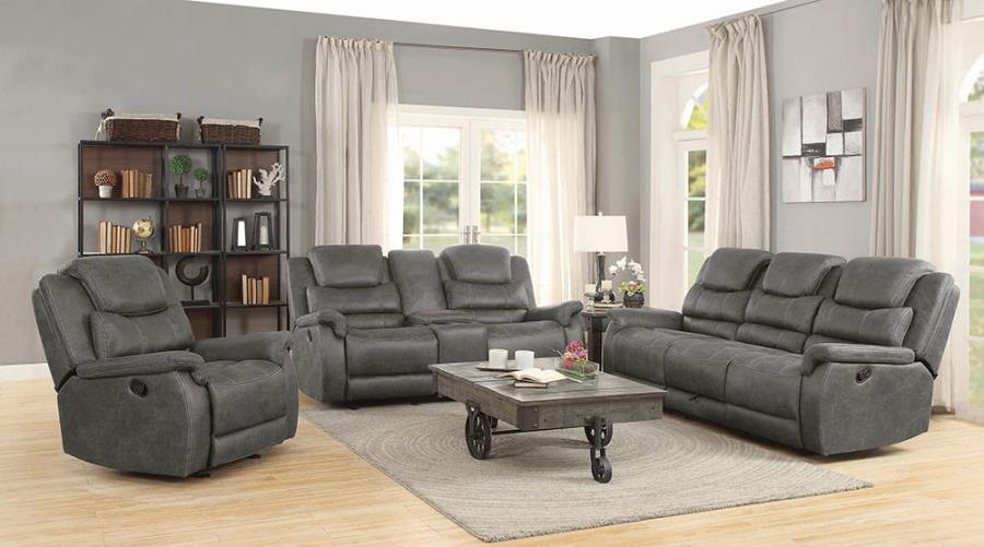 602452 GLIDER LOVESEAT