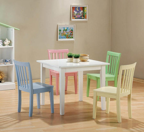 460235 5PC YOUTH DINING SET