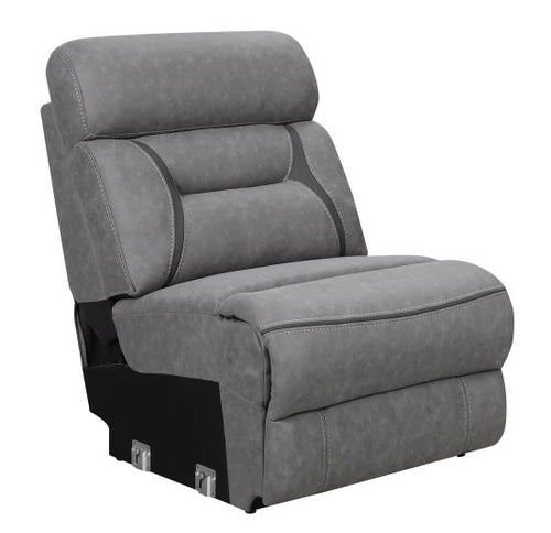 600370AC ARMLESS CHAIR