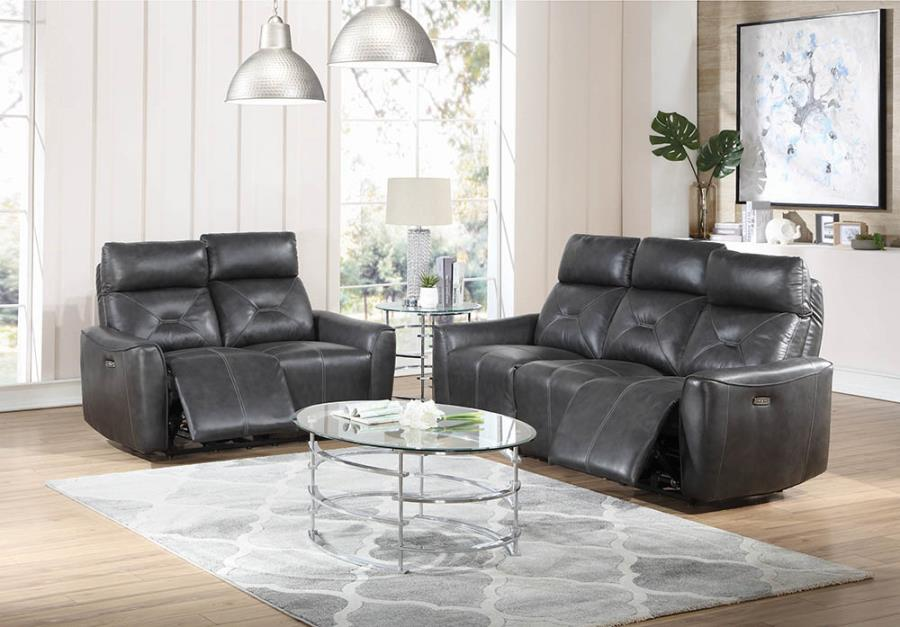 603241PP-S3 3PC (SOFA + LOVE + RECLINER)