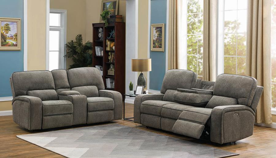 603361PP-S3 3PC (SOFA + LOVE + RECLINER)