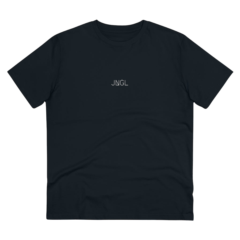 THE CLASSIC T-SHIRT V3 // BLACK - FRONT