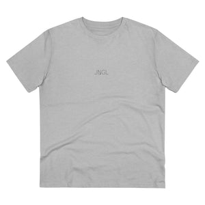 THE CLASSIC T-SHIRT V3 // HEATHER GREY - FRONT