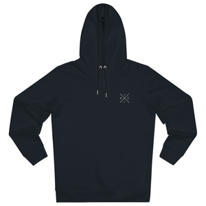 JNGL Clothing - The Classic V1 hoodie // Black - Front (stock)
