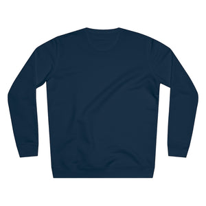 JNGL Clothing - The Classic V1 Sweater // French Navy - Back (Stock)