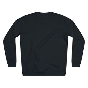 JNGL Clothing - The Vintage Sweater // Grey & Fossil // Black - Back (stock)