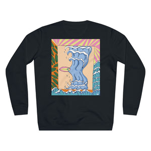 SURFLIFE SWEATER // MULTI COLOR