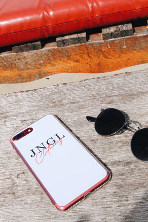 THE CLASSIC IPHONE CASE // WHITE
