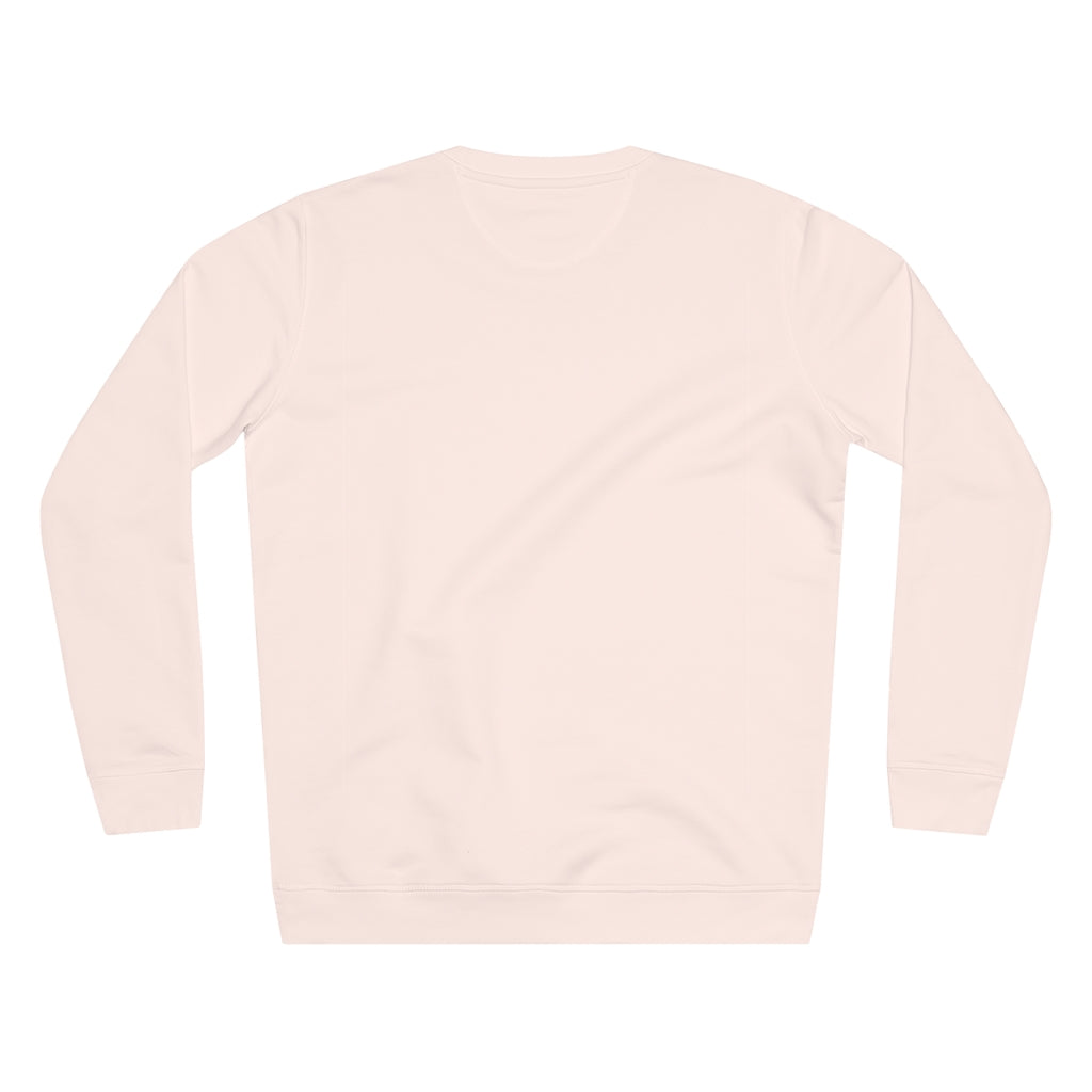 JNGL Clothing - The Classic V1 Sweater // Candy Pink - Back (Stock)