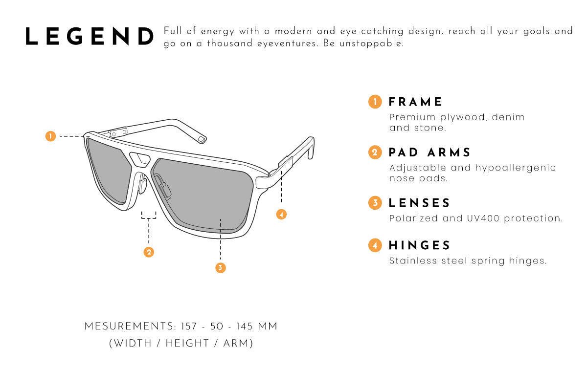 Legend Sunglasses