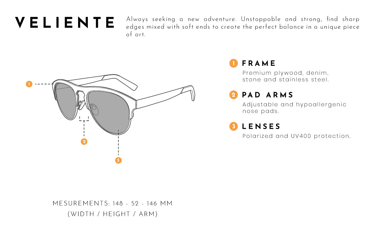 Veliente sunglasses