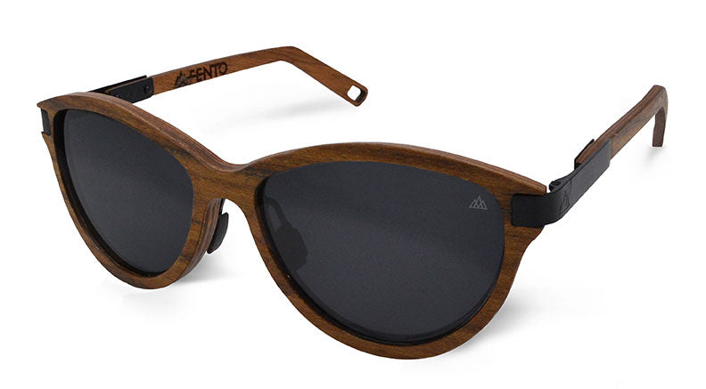LEGA WOOD SUNGLASSES