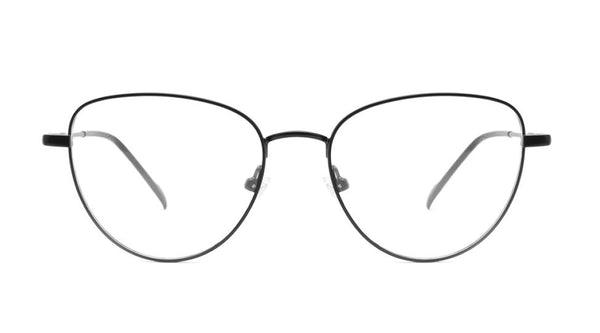 CLIP ON 1022 EYEGLASSES WITH SUN LENSES