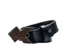 ARROW LEATHER BELT