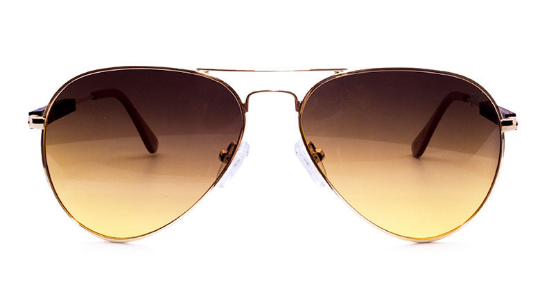 CHOPPER METAL WOOD SUNGLASSES