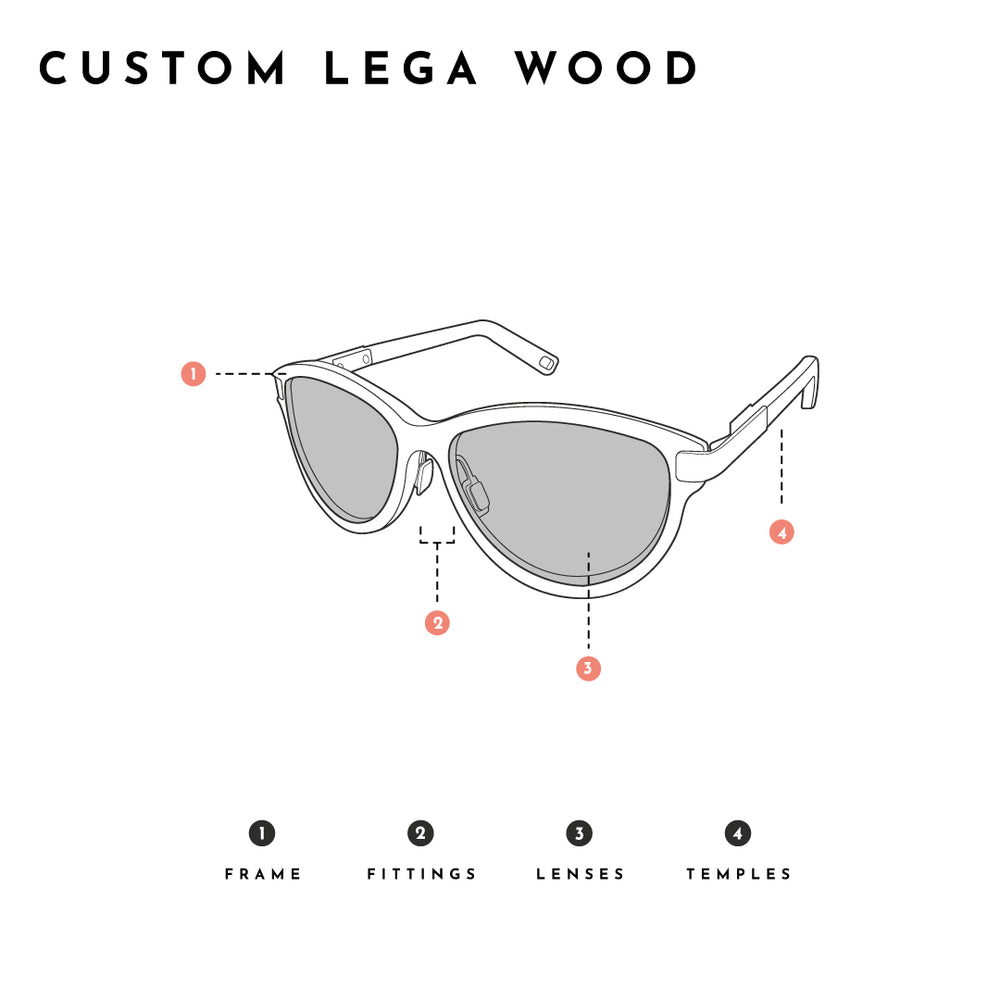 CUSTOM LEGA WOOD
