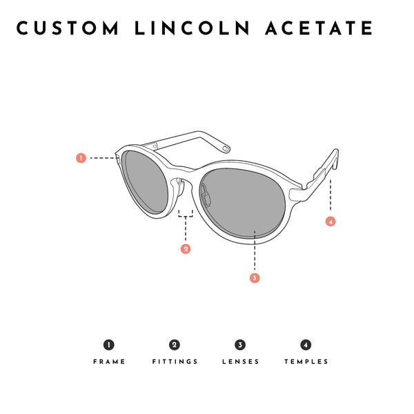 CUSTOM LINCOLN ACETATE