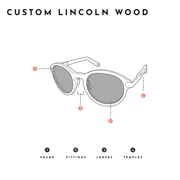 CUSTOM LINCOLN WOOD