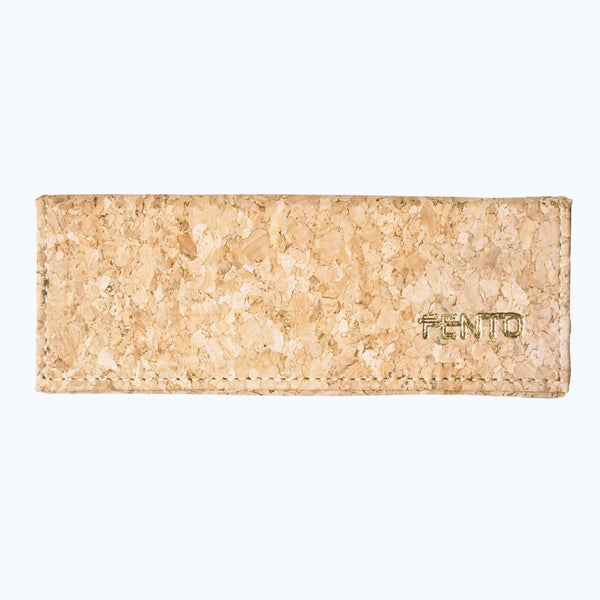 SUNGLASSES CORK CASE
