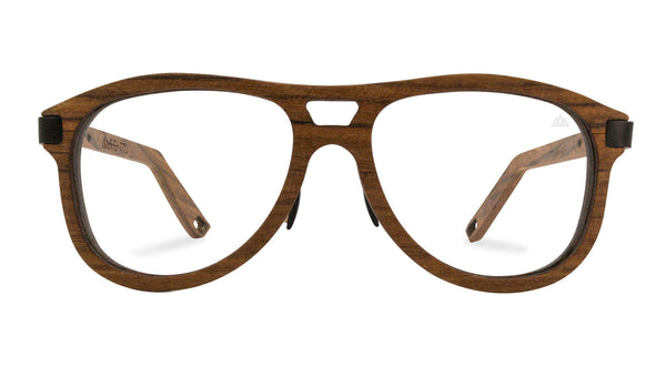 FLYER WOOD EYEGLASSES