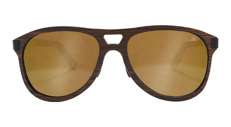 FLYER WOOD SUNGLASSES