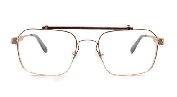 RIDER STEEL EYEGLASSES