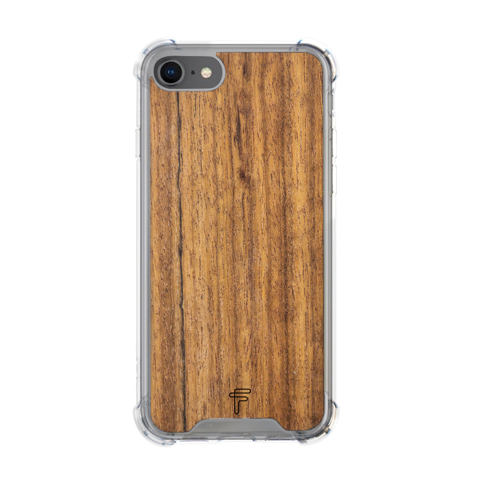 IPHONE 7 8 WOOD CASE