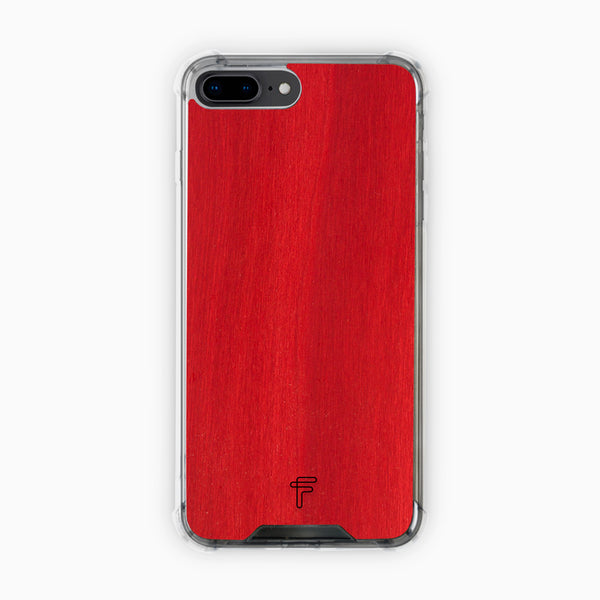 IPHONE 7 8 PLUS WOOD CASE